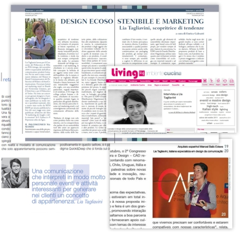 interviste Lia Tagliavini