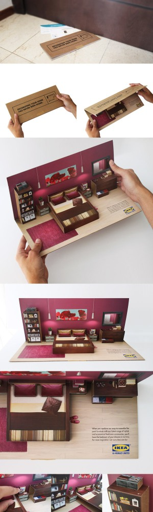 Ikea-flat-pack-design